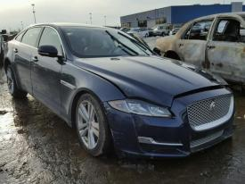 Salvage Jaguar XJ