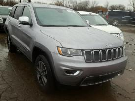 Salvage Jeep Grand Cherokee